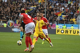 Romania-Malta 1-0 European Qualifiers Euro 2020