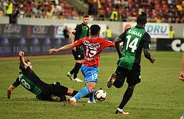 FCSB-Rudar Valenje 4-0