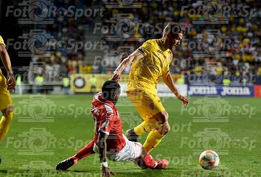 Romania-Malta 1-0 European Qualifiers Euro 2020