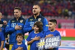 Romania-Norvegia 1-1 European Qualifiers Euro 2020