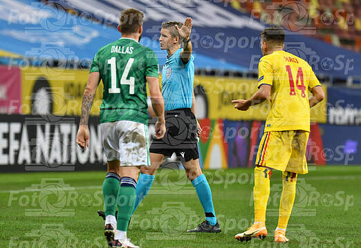 Romania-Irlanda de Nord 1-1 Uefa Nations League 04.09.2020