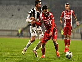 Dinamo-Astra Giurgiu 1-1 Liga 1 (14.11.2020)