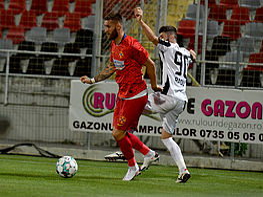 Astra Giurgiu-FCSB 0-3 Liga 1 2020-2021