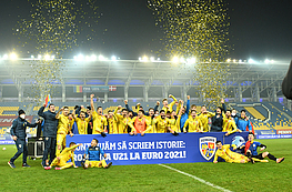 Romania U21-Danemarca U21 1-1 Preliminarii Euro 2021 (17.11.2020)
