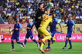 Romania-Finlanda 2-0 Meci amical