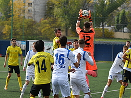 Metaloglobus-Viitorul Pandurii Targu-Jiu 1-2 Liga 2 (07.11.2020)