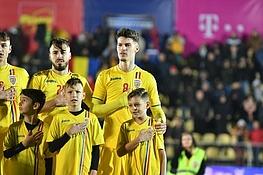 Romania-Finlanda 4-1 U21 Eur0 2021 Qualifiers