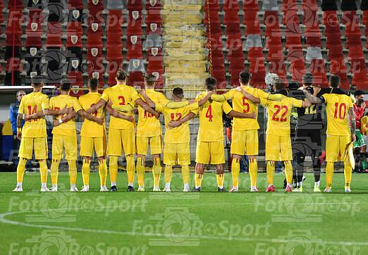 Romania-Malta 4-1 U 21 Euro 2021 Qualifiers (13.10.2020)