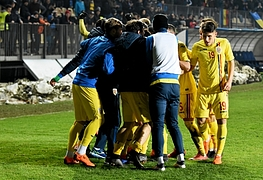 Ucraina-Romania 2-1 U19