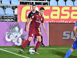 FC Voluntari-CFR Cluj 0-1 Liga 1 (25.10.2020)