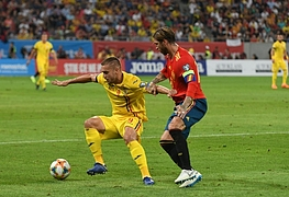 Romania-Spania 1-2 European Qualifiers Euro 2020