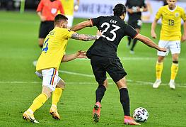 Romania-Germania 0-1 Cupa Mondiala 2022 preliminarii (28.03.2021)